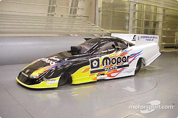 Dean Skuza new NHRA Dodge Stratus R/T Funny Car