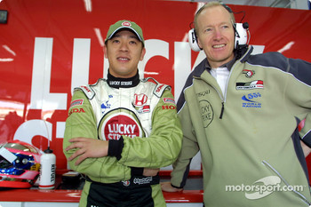 Ryo Fukuda and Malcom Ostler