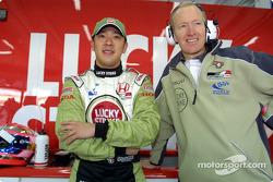 Ryo Fukuda and Malcom Ostler