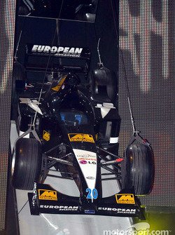 The Minardi Asiatech PS02