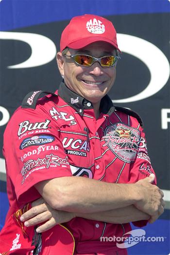 Kenny Bernstein in 2002