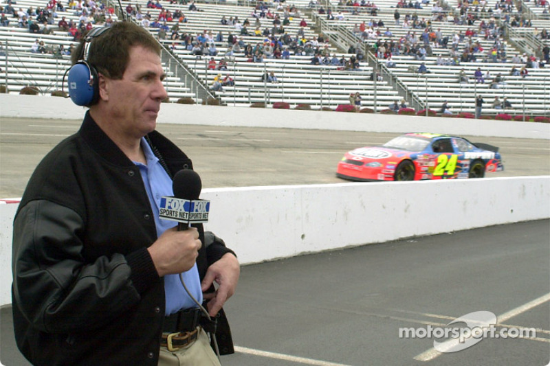 Darrell Waltrip will be back out on the track on Saturday