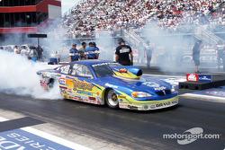 Kenny Koretsky's Pontiac Pro Stock