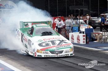 John Force burn out