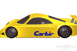 Carbir Race Cars will build the Carbir C4 for the Daytona Prototypes class.