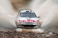 WRC Фото - Ричард Бёрнс и Роберт Рид