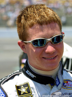 Brian Vickers graduated High School before the race