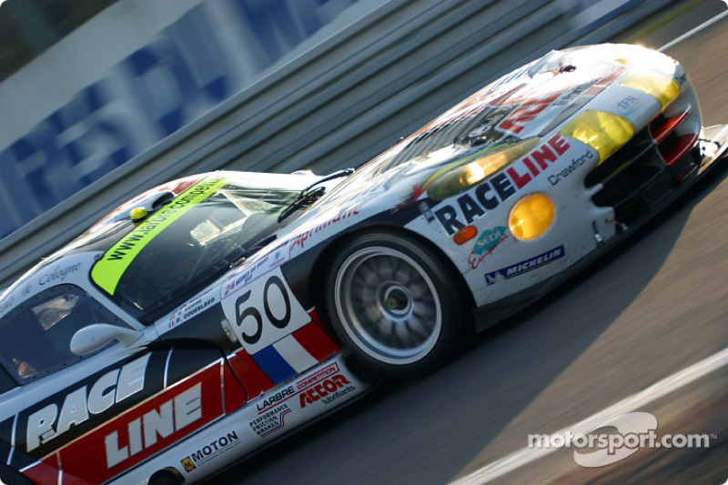 Larbre Competition Chrysler Viper GTS-R
