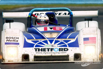 James Weaver and Chris Dyson won their second-straigh Rolex Sports Car Series race at the 6 Hours of The Glen