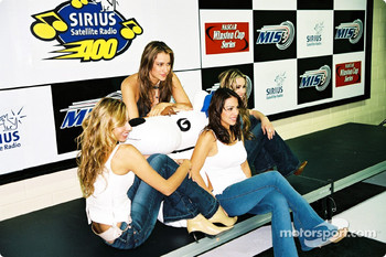 The girl group Soluna