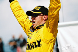 Race winner Matt Kenseth