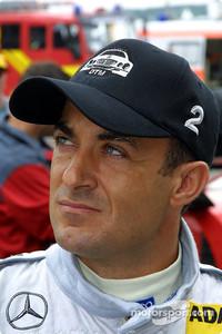 DTM Fotos - Jean Alesi, Team HWA, AMG-Mercedes CLK-DTM 2002