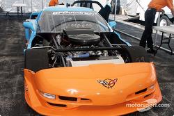 Justin Bell's Corvette