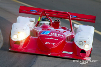 The Doran Lista Racing #27 Judd-powered Dallara will start Friday's Bully Hill Vineyards 250 from the pole position for the second-straight year