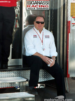 Team owner Chip Ganassi