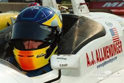 A.J. Allmendinger champion
