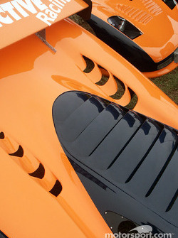 Mosler body panels