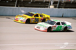 Ken Schrader and Derrike Cope