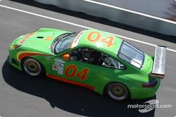 Marcos Racing USA Porsche GT3 R