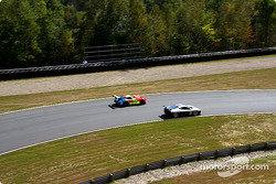 Falcon Racing Ferrari 360GT and Marcos Racing USA Marcos Mantis