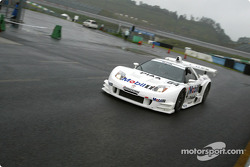 Honda NSX, Tsugio Matsuda, Ralph Firman