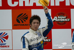 Syogo Mitsuyama (GT300)