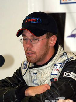 Press conference: LMP 675 winner Chad Block
