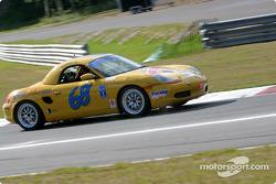 SpeedSource Porsche Boxster