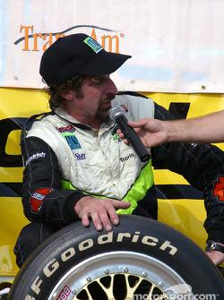The podium: Butch Leitzinger