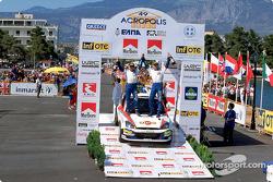 Rally winner Colin McRae