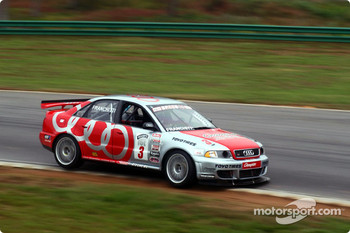 Marino Franchitti in the Esses