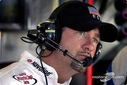 Raymond Fox took over the Crew Chief duties for Dale Jarrett after Mike McSwains departure