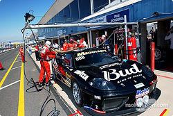 Pitstop for PHR Scuderia Ferrari N-GT