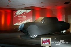 Nissan Rally Raid Team launch