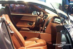 Bentley Continental GT Concept inside