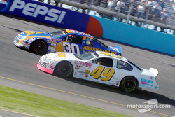 Jeff Green and Derrike Cope