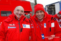 Jean-Pierre Nicolas and Corrado Provera