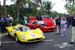 Ferrari P3 Prototype sports racer