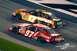 Kurt Busch and Matt Kenseth
