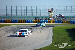 #59 Brumos Racing Porsche Fabcar: Hurley Haywood, J.C. France