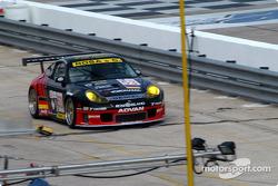 #53 Seikel Motorsport Porsche 911 GT3 RS: Gabrio Rosa, Alex Caffi, Andrea Chiesa