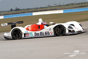 #15 RN Motorsports DBA4-03S/Zytek: John Nielsen, Hayanari Shimoda