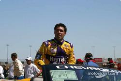 Drivers presentation: Larry Foyt