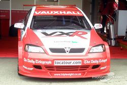 The Vauxhall