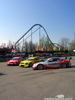 The 2003 DTM cars