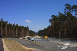 The old Hockenheim straight