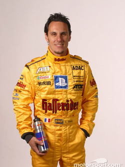 Abt Sportsline drivers presentation: Laurent Aiello