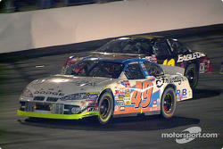 Ken Schrader and Johnny Benson