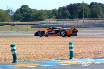 #65 Graham Nash Motorsport Saleen S7-R: Mike Newton, Tommy Erdos, Gavin Pickering