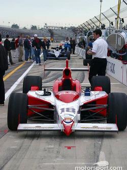 Jimmy Kite's car